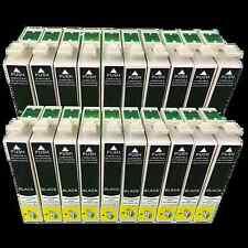 20x Nero cartucce per epson stylus BX 305FW 320FW 525WD 535WD 625FWD 630FW