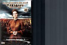 DVD 539 ALLA CONQUISTA DEL WEST 2 STAGIONE SIGILLATO