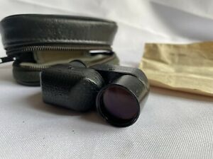 Vintage Russian JSC LZOS ZRATCHOK-8 MONOCULAR Small Eye Glass 8-x Magnification