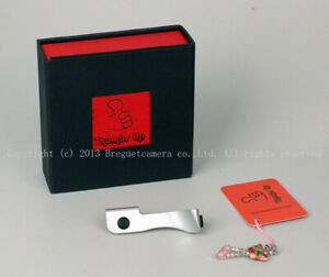 Silicone Rubber Thumbs Up EP-10S Silver Grip fit Leica M Type 240 (M240)