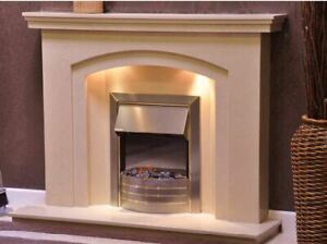 The Rosedale Fireplace Surround