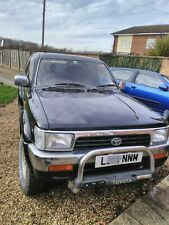 Toyota Hilux Surf 3.0 Manual gearbox 10 Months MOT!!