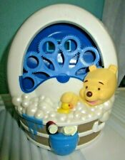 Summer Infant® Winnie the Pooh Bubble Maker- suction- Free shipping- sold out