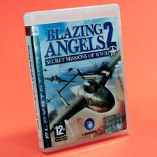 BLAZING ANGELS SECRET MISSION OF WW2 completo italiano USATO