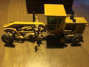 Vintage Joal Caterpillar 12G Road Grader 1:50 Scale Diecast Made In Spain
