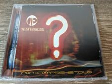 Testeagles - Non-Comprehendus (2000, CD)