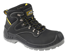 JCB Boots Heavy Duty Work Safety Water Resistant Toe Cap Sole - FAST DELIVERY