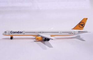 HERPA WINGS 1/500 CONDOR 511728 757-300 Scale Diecast Model Airplane