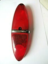ABARTH 750GT FIAT 1100 1100D RENAULT CARAVELLE GIUNTINI TAIL LIGHT LENS NEW