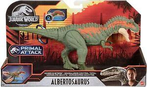 Jurassic World Massive Biters Albertosaurus Figure  *BRAND NEW*