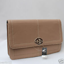 NEW NEXT LEATHER COLLECTION BEIGE CLUTCH EVENING OCCASION Hand BAG RRP £38