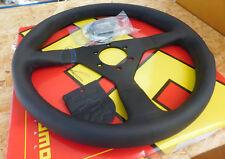 Momo Lenkrad MONTECARLO 35cm schwarz Steering Wheel VOLANTE