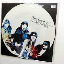 "ALL ABOUT EVE the Dreamer 1991 limited ed picture disc Mint minus vinyl 12"" RP"