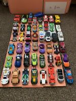 Diecast Toy Car Bundle Job Lot - Hot Wheels, Matchbox, Realtoy, More - X50 Cars!