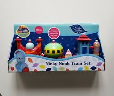 The Night Garden-Ninky In Nonk Train Set-Nueva En Caja