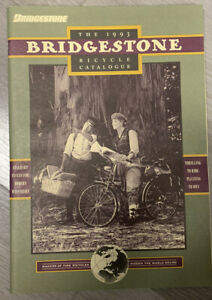 Bridgestone 1993 Bicycle Catalog