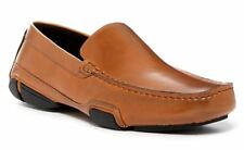 Kenneth Cole Reaction Men's World Hold On Loafers Cognac Size 9