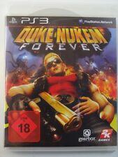 !!! PlayStation ps3 juego Duke Nukem Forever usk18, usados pero bien!!!
