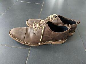 Braune Charles Tyrwhitt Schuhe Größe 46