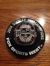 Exclusive 2014 Los Angeles LA Kings Stanley Cup Champions Ring SGA