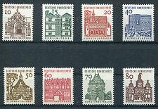 Bund 454 - 461 ** sauber postfrisch Deutsche Bauwerke I BRD 1964 MNH