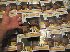 FUNKO POP STAR WARS LANDO CALRISSIAN # 251 EXCLUSIVE HOT TOPIC MINT