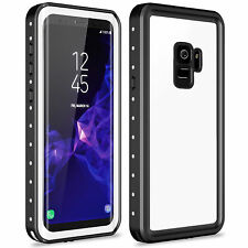 Samsung Galaxy S9 Plus Case Waterproof Military Drop Tested Armor Shockproof