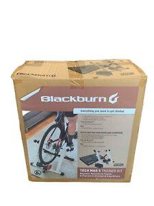 Blackburn Tech Mag Bike Trainer 5 Kit, Black/Tan