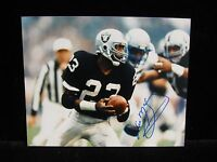 Odis McKinney Oakland Raiders autographed 8x10  photo    (photo 3)
