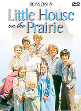 Little House on the Prairie - Season 8 (DVD, 2005, 6-Disc Set)