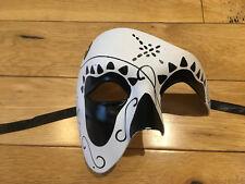Halloween cast mask.Unisex.Phantom/Half face Mask.Masquerade /Ball /Prom.UK.