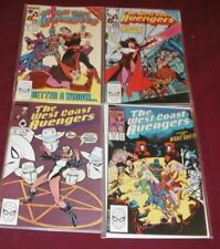 West Coast Avengers U-PICK ONE #40,41,42,43,44,47,48,49 or 50 PRICED PER COMIC