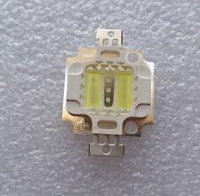 2pcs 10w square cool white 15000K + Royal blue 445nm high power LED light lamp