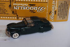 BROOKLIN BRK DSX2 1946 LINCOLN CONTINENTAL BY RAYMOND LOEWY 1/43