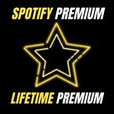 ⭐ Spotify Premium LIFETIME ⭐ ACCOUNT [🔥2 YEAR WARRANTY🔥] 🌍WORLDWIDE🌎