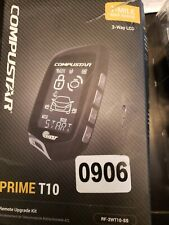 Compustar - Prime T10 Rf-2wt10-ss 1 Mile Range New Open Box Remote Upgrade Kit