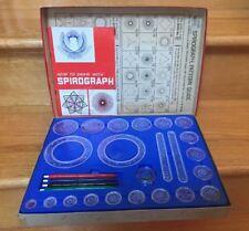 Kenner VINTAGE 1967 SPIROGRAPH Set!