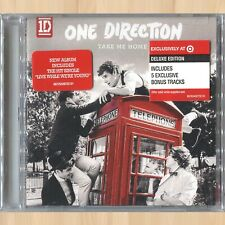 +5 BONUS TRACKS---> ONE DIRECTION Take Me Home TARGET CD Truly Madly Deeply 0521