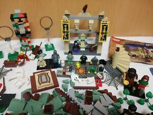 Lego Harry Potter, Figuren, Quidditch, 4752 - 4754 .... Ersatzteile Konvolut