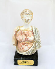 Themis Ancient Greek Goddess of Justice sculpture statue bust artifact