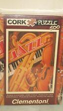 CLEMENTONI 30204 Puzzle de Liège Liège Jazz 500 pièces NEUF
