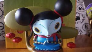 Scarygirl Treedweller Vinyl Figure by Nathan Jurevicius - Limited to 500