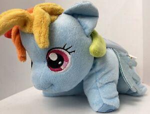 My Little Pony Rainbow Dash Pillow Pets Dream Lites Plush Hasbro Light EUC