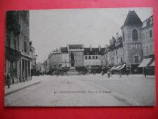 LONS-le-saunier  :  La Place de la Liberté......VO.1910.