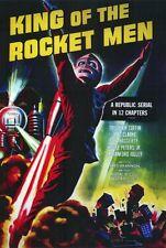 KING OF THE ROCKET MEN Movie POSTER 27x40 B Tristram Coffin Mae Clarke I.