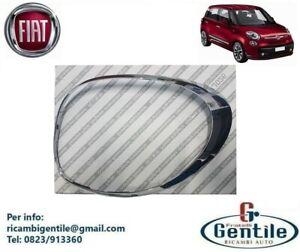 FIAT 500L CORNICE CROMATA ORIGINALE PER FANALE STOP POSTERIORE DESTRO DAL 2012