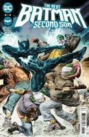 Next Batman Second Son #2 Cover A DC Comics 1st Print NM 2021