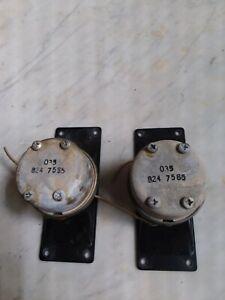 VINTAGE  ELECTRO VOICE  T35 TWEETER PAIR...16 OHM matched pair  KLIPSCH  k77