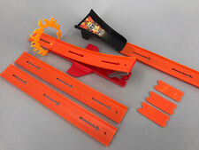 Hot Wheels Ramp Set Adjustable Jump and Landing with Track & Connectors Joiners