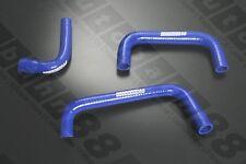 AUTOBAHN88 SILICON BREATHER HOSE KIT - SKYLINE R32 R33 R34 GTR RB26DETT - BLUE